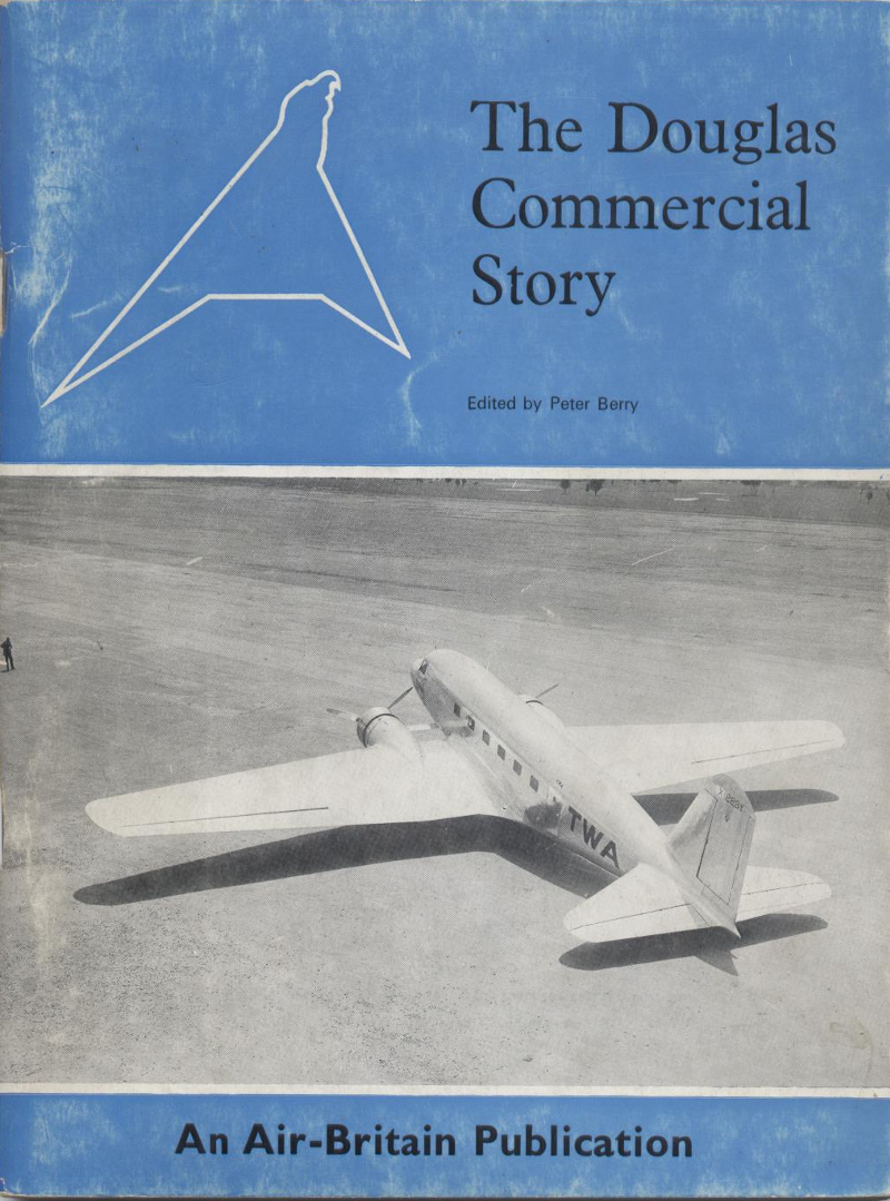 Book The Douglas Commercial Story Peter Berry